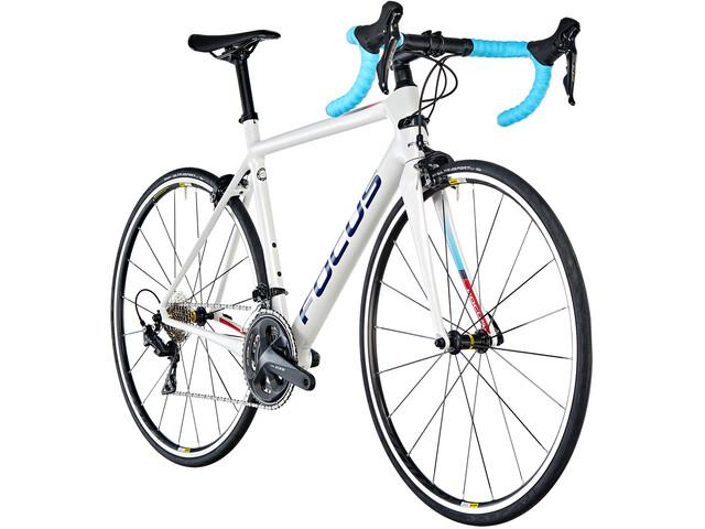 FOCUS Izalco Race 9.7 Racercykel hvid (2019) | Road bikes